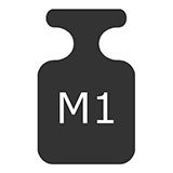 wzorce masy klasy M1