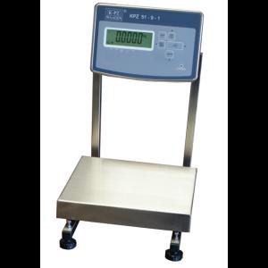 KPZ 2E-06-5 - waga stołowa nierdzewna