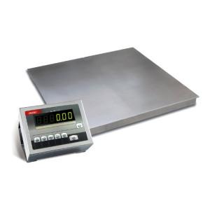 Nierdzewna waga pomostowa czteroczujnikowa 4BA_N AXIS