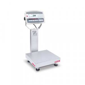 Nierdzewna dwuzakresowa waga elektroniczna pomostowa / platformowa Defender 5000 D52XW IP67