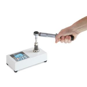 Stanowisko do pomiaru momentu obrotowego kluczy dynamometrycznych DB Sauter