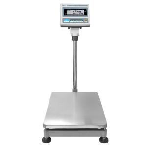 CAS DB-II PLUS 150kg LCD 360 - waga magazynowa pomostowa z akumulatorem i legalizacją