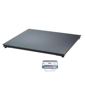 OHAUS DF52P  300kg, 600kg 1500kg 3000kg -  waga lakierowana platformowa podłogowa czteroczujnikowa