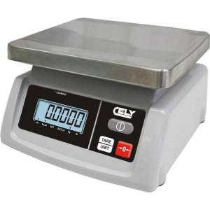 DIBAL PS-50 6kg - stołowa waga sklepowa z akumulatorem