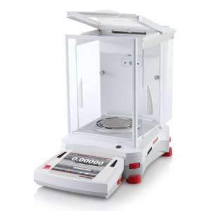 Waga semi-mikroanalityczna / półmikroanalityczna EX Explorer z jonizatorem OHAUS EX225D/AD