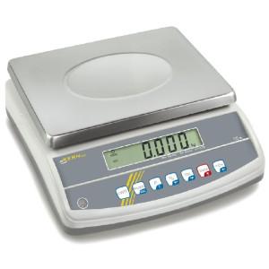 Kompaktowa waga stołowa do ważenia kontrolnego i porcjowania KERN GAB-N