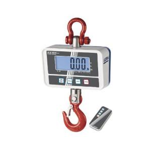 Elektroniczna waga hakowa na baterie 150kg KERN HCD