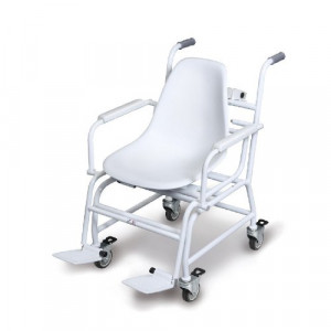 Medyczna waga krzesełkowa na kółkach MCB KERN max 300kg