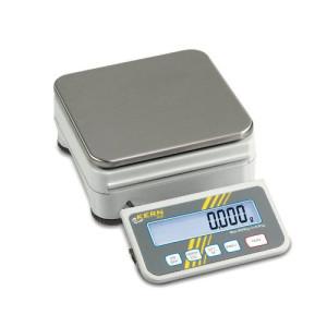 Kompaktowa waga techniczna z wyświetlaczem na kablu PCD 250-3 KERN