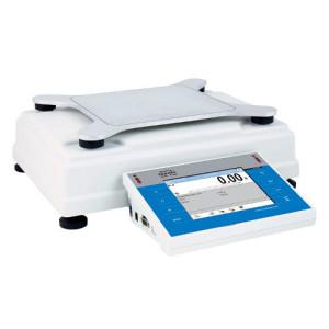 Precyzyjna waga laboratoryjna PM 4Y z dotykowym wyświetlaczem
