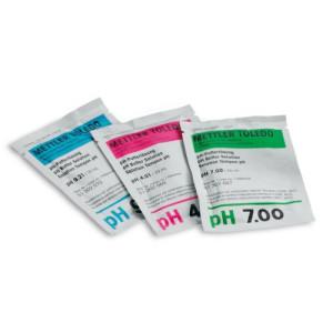 Bufor / buffer techniczny w saszetkach do kalibracji pHmetrów pH 10,00