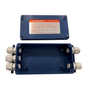 Obudowa sumatora / puszka sumująca z tworzywa  dla max  4 szt. tensometrów