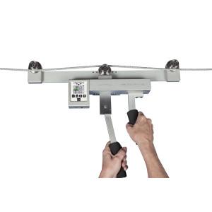 Miernik pomiaru naciągu / napięcia kabli, drutu i lin CX-1 Tensitron