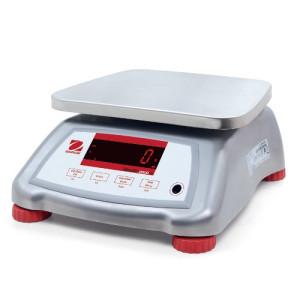 Tania wodoodporna waga kontrolna VALOR 2000 V22XWE - obudowa ze stali nierdzewnej