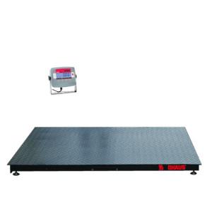 Lakierowana waga platformowa podłogowa czteroczujnikowa VE1500L31P OHAUS