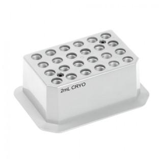 OHAUS (30400133) - blok na kriopróbówki 2,0 ml
