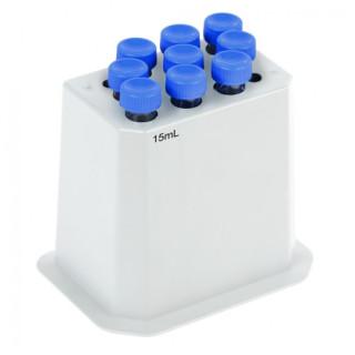 OHAUS (30400135) - blok na próbówki stożkowe 15 ml
