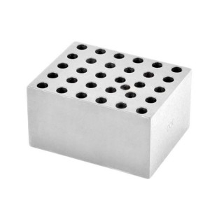 OHAUS (30400157) - blok modułowy dla mikropróbówek 0,5 ml - liczba studzienek -30