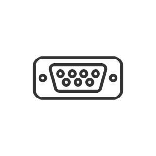 Złącze / interfejs RS232 do miernika wagowego T24PE OHAUS