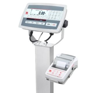 Uchwyt do montażu drukarki na kolumnie do wagi elektronicznej Defender 5000 D52 T52 OHAUS