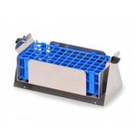 OHAUS (30400106) - stojak na próbówki pełnowymiarowe, obrotowe 16 mm