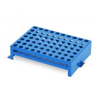OHAUS (30400114) - stojak na mikroprobówki połówkowe, stacjonarne 1,5-2ml