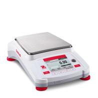 OHAUS AX Adventurer 0,01g  - waga laboratoryjna precyzyjna z dotykowym wyświetlaczem