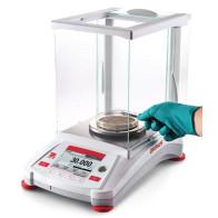 OHAUS AX Adventurer 0,0001g - waga laboratoryjna analityczna z dotykowym wyświetlaczem