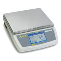 KERN FKT - waga techniczna z dużym panelem dotykowym