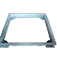 OHAUS - lakierowana rama do zagłębienia wagi DF w posadzce 800 x 800