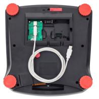 Port USB do wagi Ranger 3000, R31, Ranger 4000, RC41, R41, Valor 7000, V71 Ohaus