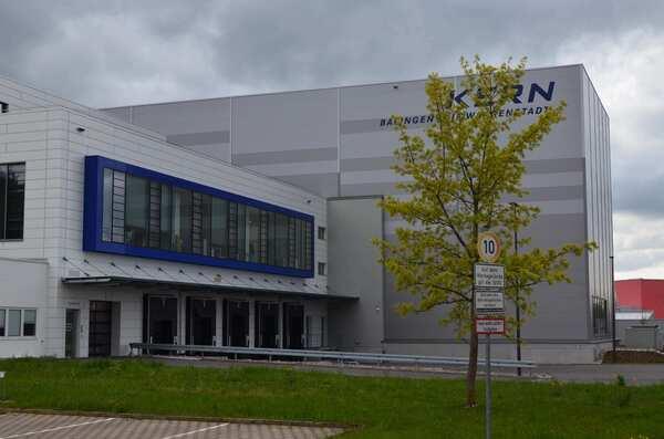 KERN siedziba firmy w Balingen