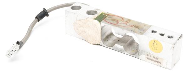 belka tensometryczna zabezpieczenie tensometru silikonem
