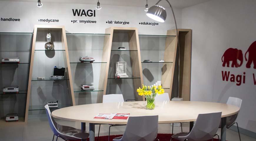 wzorcowanie wag wagi wielkopolska showroom