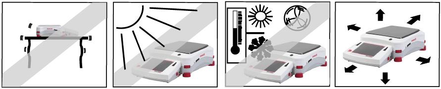 Zasady ważenia na wadze laboratoryjnej