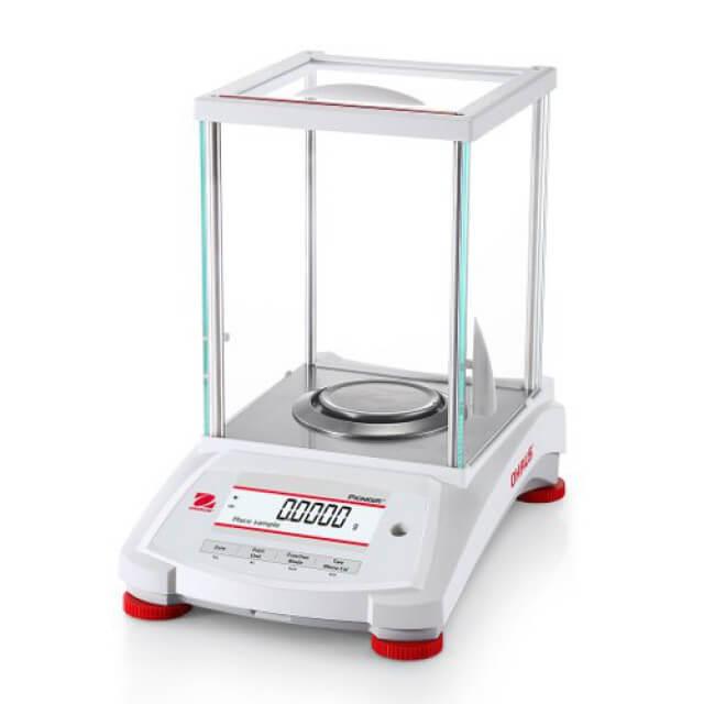 Waga analityczna OHAUS PX Pioneer 0,0001g - waga analityczna 0,1mg