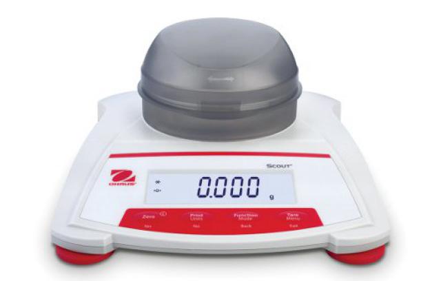 OHAUS SKX Scout - waga techniczna, precyzyjna bez legalizacji