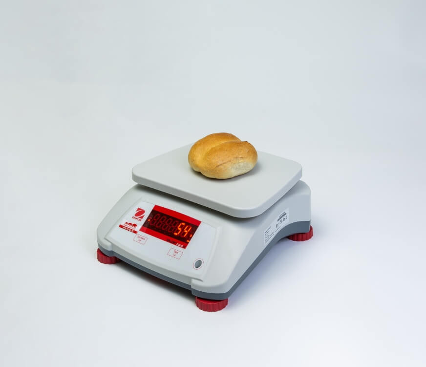 Bułka na wadze