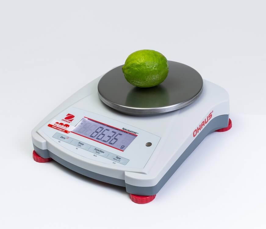 Limonka na wadze
