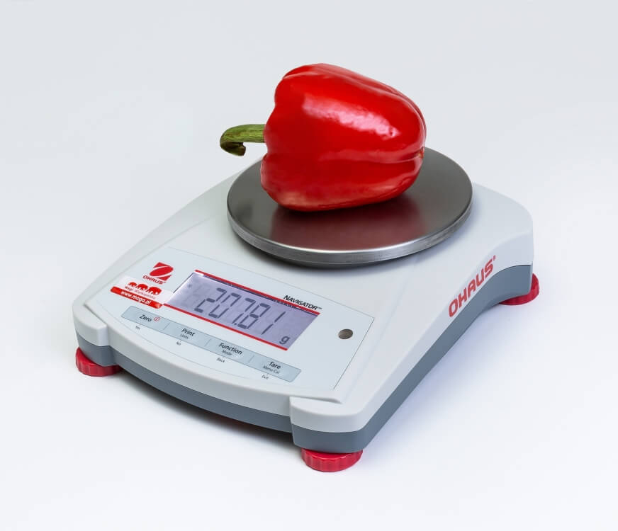 Papryka na wadze