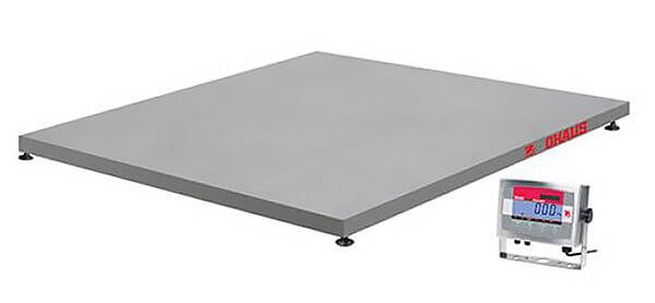 Waga elektroniczna przemysłowa platformowa Ve floor