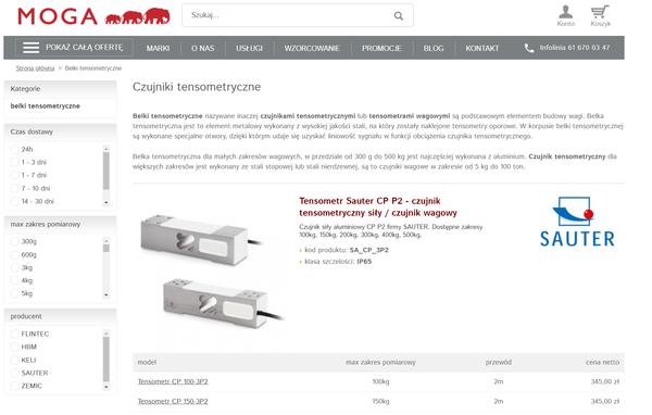belki tensometryczne sklep www.moga.pl