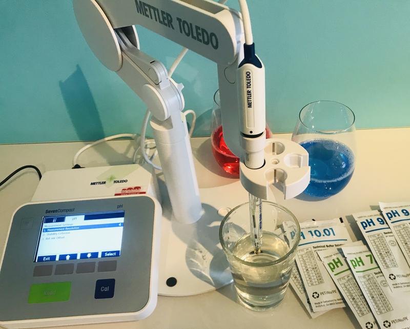 phmetr s210 bio kit