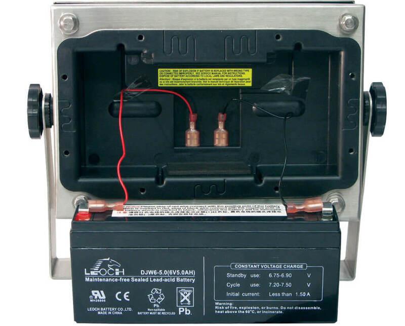 akumulator do miernika wagowego